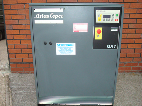 Used Compressors